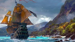 SKULL & BONES Piracy Co-op Gameplay Demo 2018)