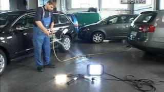 Profi 11, cветильник 230 В, 11 W, кабель 5 м от компании АвтоСпец - видео