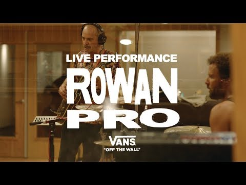 The Rowan Pro: Behind The Scenes   Skate   VANS