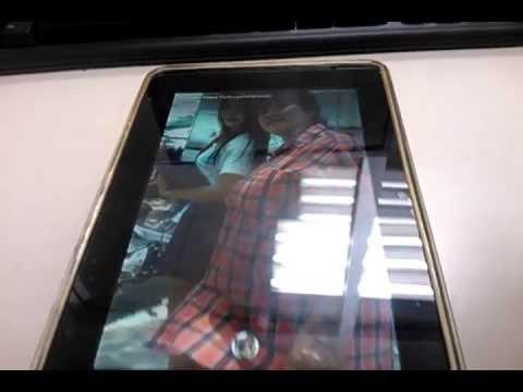 รีวิว Facebook home For Tablet i note wifi 3 แบบบ้านๆ