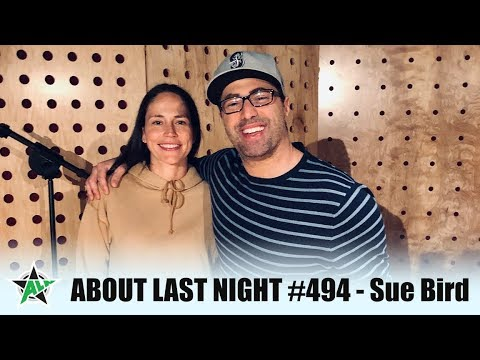 ABOUT LAST NIGHT #494:  Sue Bird
