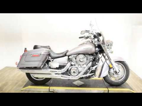 2003 Kawasaki Vulcan™ 1600 Classic in Wauconda, Illinois - Video 1