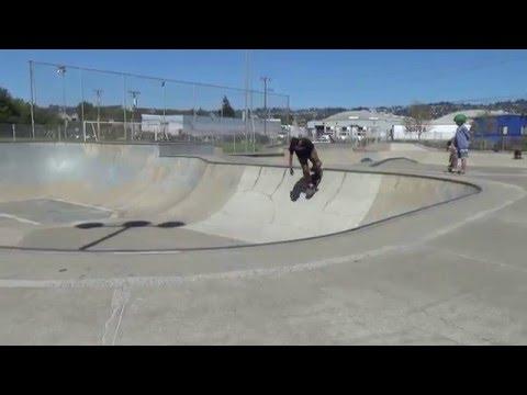 Berkeley Skatepark Overview