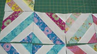 Make A Summer In The Park Quilt Using Jelly Rolls