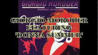 GIORGIO MORODER FT.'DONNA SUMMER' ''CARRY ON'' (EXTENDED MIX) (1992)