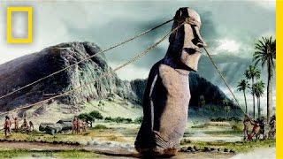 Walking with Giants: How the Easter Island Moai Moved | Nat Geo Live