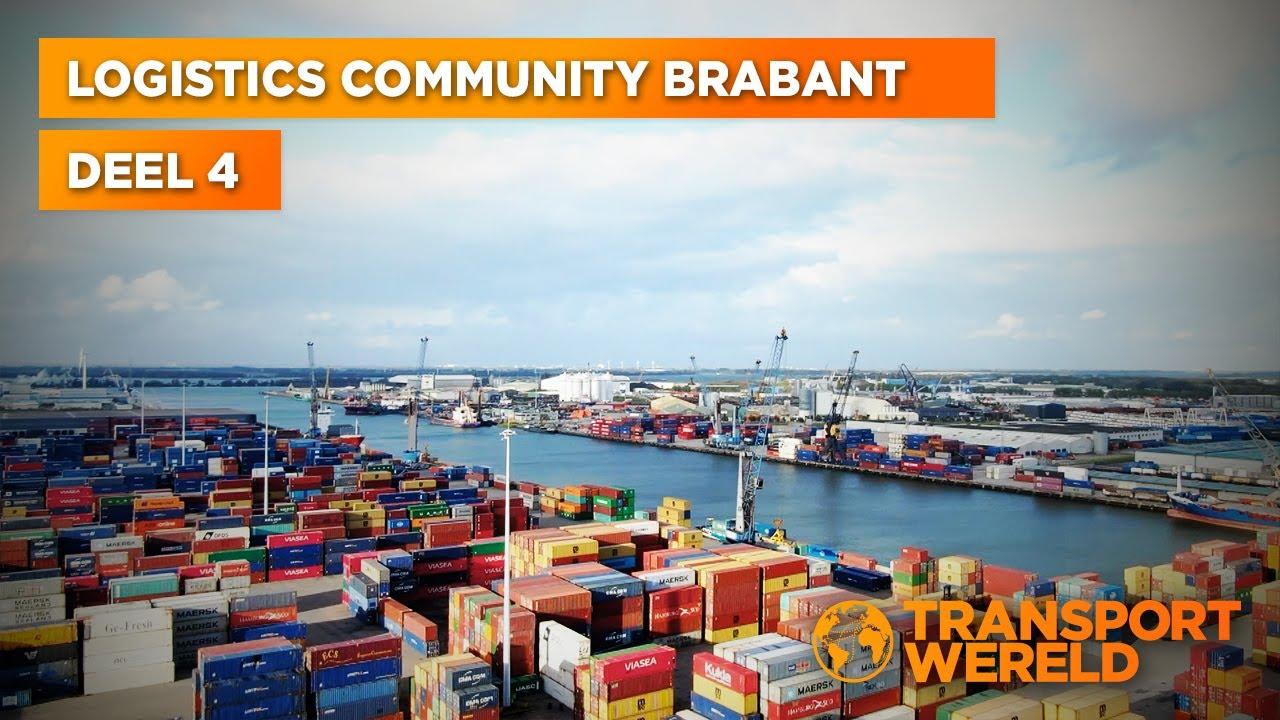 Logistics Community Brabant – Joint Corridor – deel 4