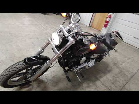 2009 Harley-Davidson Dyna® Low Rider® in Sandusky, Ohio - Video 1