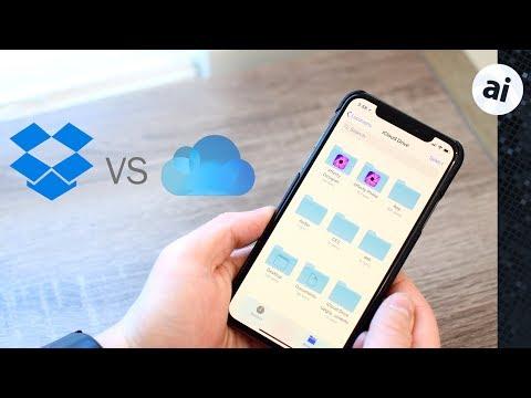 Dropbox vs iCloud 2018 – Should you Switch?
