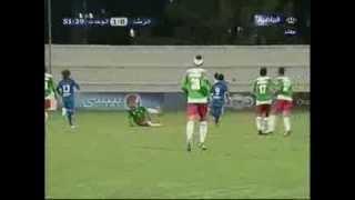 preview picture of video 'هدف معتز الصالحاني بمرمى الرمثا - 15-3 - 2014 خيااااااااااااالي'