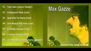 Max Gazzè - Up patriots to arms