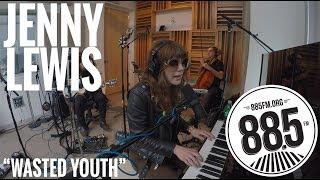 "Jenny Lewis || Live @ 885FM || ""Wasted Youth"""