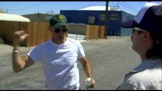 Jon Gries - Pickin' & Grinnin - Tournage - Extrait V.O