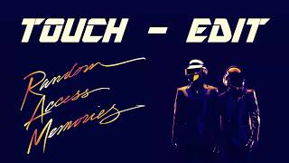 Touch - Daft Punk (without Paul Williams)