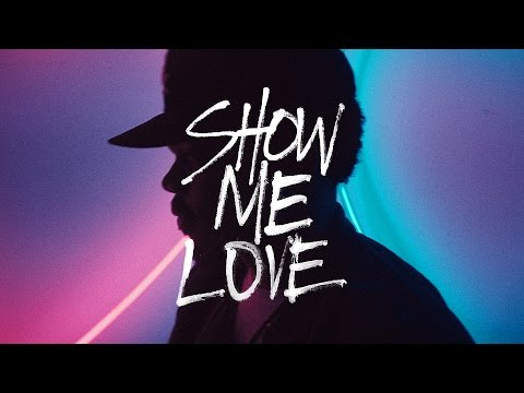Show Me Love (Skrillex Remix) performed by Hundred Waters; features Chance the Rapper, Moses Sumney, and Robin Hannibal; remixed by Skrillex