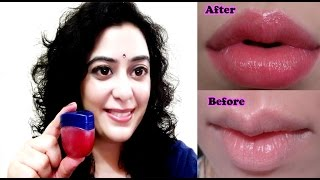 How To Make 100% Natural Lip Balm At Home|For Pink & Moisturized Lips | Pooja Luthra DIY Beauty Tips