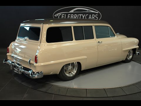 1953 Used Plymouth Savoy Restomod At Celebrity Cars Las