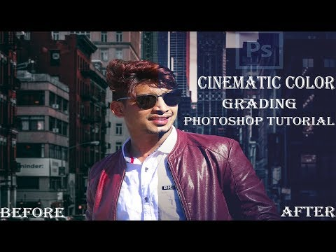 Download Create A Beautiful Color Grade In Photoshop Using Selective