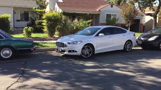 Ford Self Parking Car FAIL   Active Park Assist