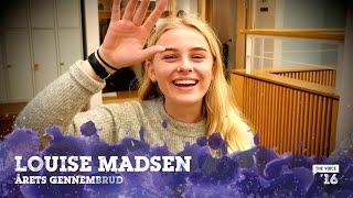 Årets gennembrud til The Voice '16 - Louise Madsen