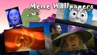 Best Meme Wallpapers - Wallpaper Engine