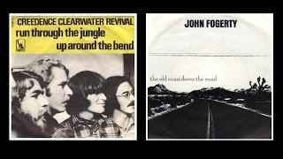 Creedence Clearwater Revival vs John Fogerty