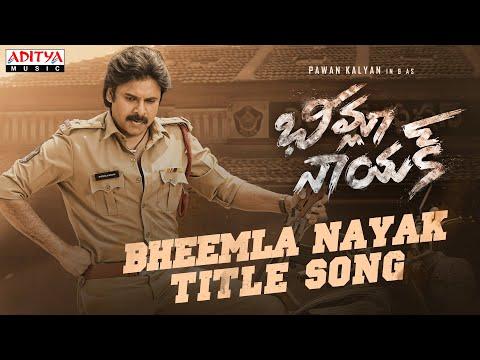 Bheemla Nayak Title Song