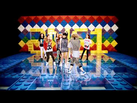 2NE1 - DON'T STOP THE MUSIC