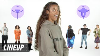 A Model Guesses How Strangers Style Their Pubes | Lineup | Cut