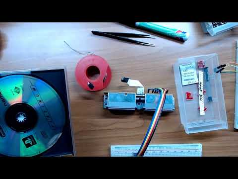 Making of: PlayStation 1 pedal controller