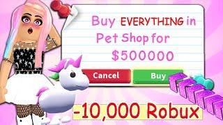 Roblox Adopt Me Neon Giraffe Free Robux 2019 Ios