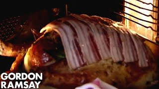 Timings and Temperatures for Perfect Roast Turkey - Gordon Ramsay