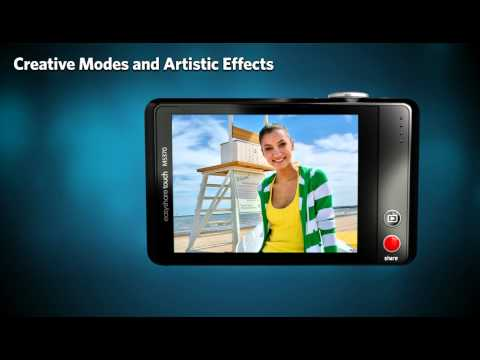 Demo video - Kodak EasyShare Touch M5370