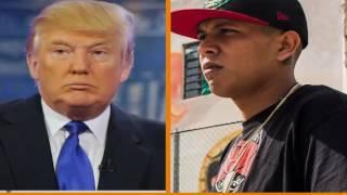 El rapero C-Kan cancelará varias giras por Estados Unidos y no volverá al país si Donald Trump gana