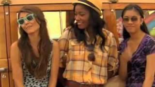 Виктория Джастис, Nick Girls Tell You Their Fave Outdoor Activities!