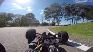 RC CAR FPV (racing track)
