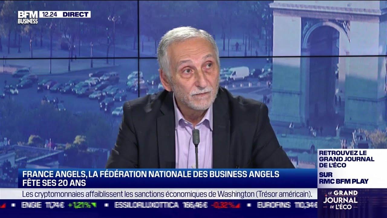 Guy Gourevitch (France Angels) : France Angels fête ses 20 ans