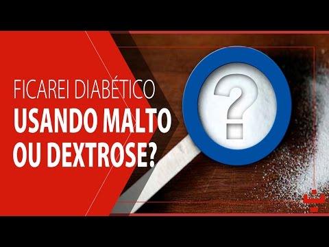 Se você crescer fina em diabetes