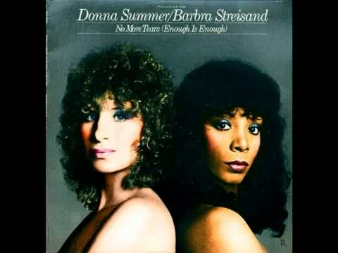 No More Tears (enough Is Enough) Lyrics – Barbra Streisand