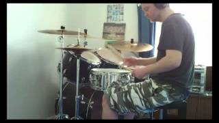 The Sugarcubes - Motorcrash (drumming)
