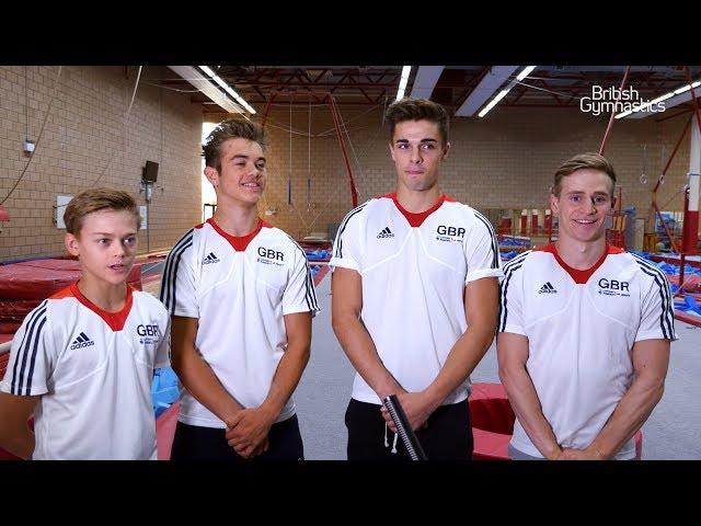 Meet The World Games team – acrobatic men's group
