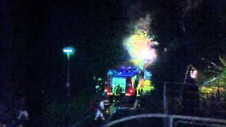 preview picture of video 'Feuerwehr im Poppental (Wachenheim)'