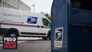 How election officials and USPS handle mail-in ballots