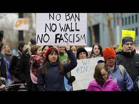 ΗΠΑ: Αναφανδόν υπέρ του διατάγματος Τραμπ περί μετανάστευσης ο νέος υπουργός Δικαιοσύνης
