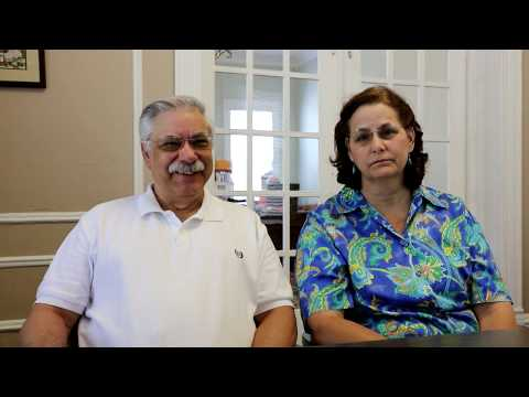 Jerry and Sue - Video Testimonial