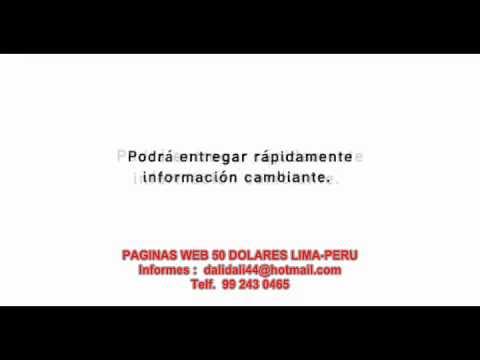 DISEÑO DE PAGINAS WEB LIMA PERU , POSICIONAMIENTO WEB , TRAFICO WEB , PAGINAS WEB LIMA PERU