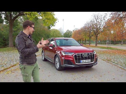 Audi  Q7 Кроссовер класса J - тест-драйв 2