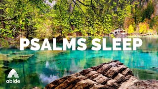 SLEEP WITH GOD'S WORD ON: THE BOOK OF PSALMS Relaxing Bible Stories & Prayers   The Truth Lives!