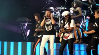 Duran Duran & Nile Rodgers - NOTORIOUS @ Irvine Meadows 07-30-16