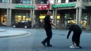 crackhead tries to get rid of evidence police not born yesterday part 2